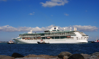 Splendour Of The Seas - Old